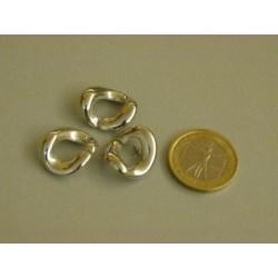 Intercalari anelli - 10 pz