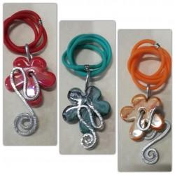 Ciondolo Wire Ceramica