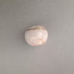 Sfera Marble Beije Bianco