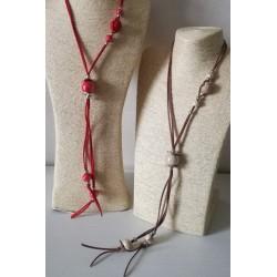 Collana Minimal Ceramica