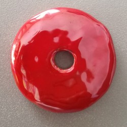 Donut rosso