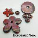 Bordeaux/nero