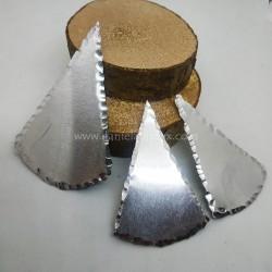 Basi Orecchini Alluminio Campana