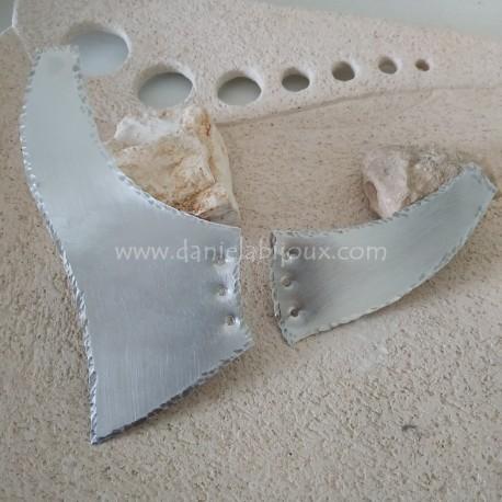 Base Collier Alluminio