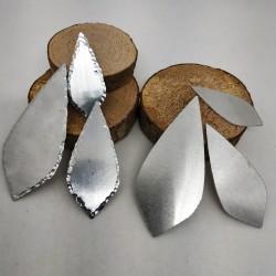 Alluminio Goccia Contorno Battuto