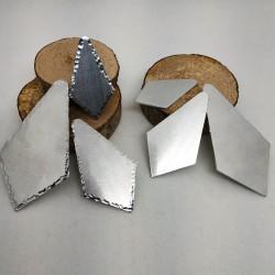 Alluminio Aquilone Contorno Battuto