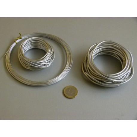 Filo Alluminio Soft 3,00mm – 4 metri