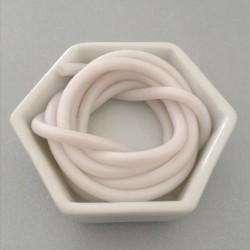 Gommina Bianco 1mt + 2 chiusure