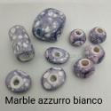 Marble Azzurro Bianco