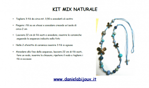 KIT MIX NATURALE